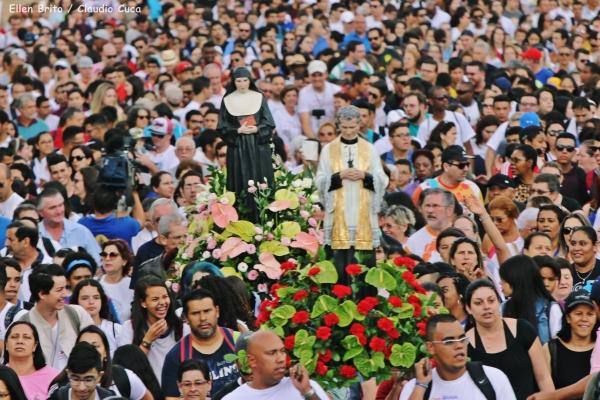 Família Salesiana realiza Romaria ao Santuário de Aparecida